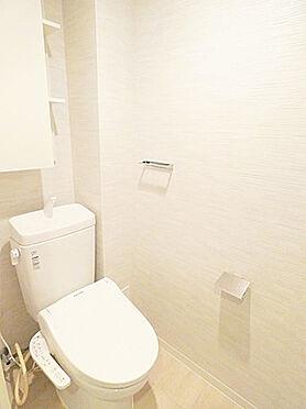 中古マンション-大和市深見西2丁目 トイレ