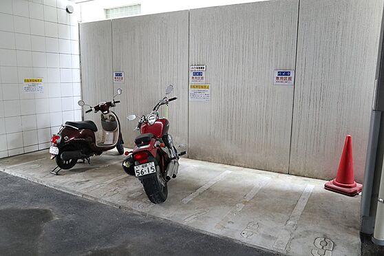 区分マンション-福岡市中央区平尾3丁目 バイク置き場