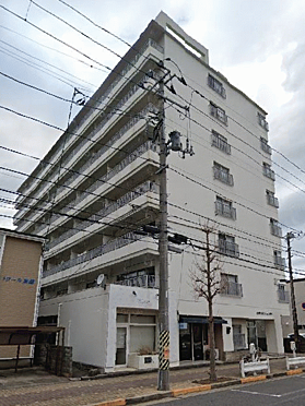 中古マンション-新潟市中央区東堀通 外観
