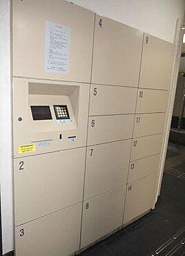マンション(建物一部)-京都市下京区順風町 便利な宅配BOX付き