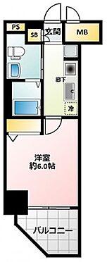 マンション(建物一部)-大阪市中央区糸屋町1丁目 嬉しい南向きバルコニー