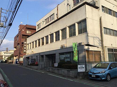 土地-入間市高倉3丁目 原田病院(1233m)