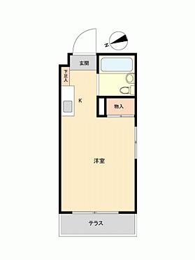 マンション(建物一部)-名古屋市昭和区元宮町 間取り