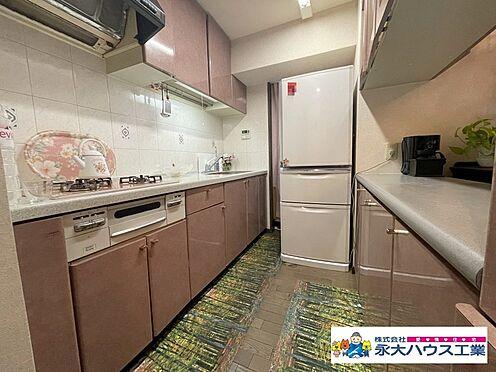 中古マンション-仙台市青葉区上杉4丁目 キッチン