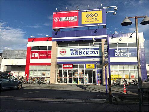 土地-新座市野寺4丁目 GEOひばりヶ丘店(1701m)