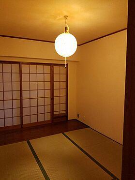 建物全部その他-京都市伏見区石田内里町 4.5帖和室。