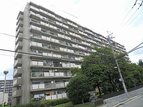 マンション(建物一部)-京都市右京区梅津南広町 重厚感のある外観