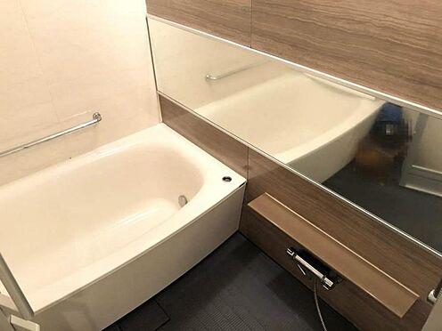 中古マンション-名古屋市中区松原2丁目 浴室乾燥機付きで、夜にお洗濯をする方でもスッキリ乾かせます。