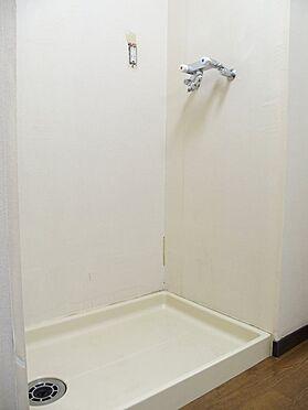 中古マンション-八王子市別所2丁目 洗濯機置場