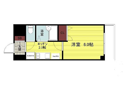 マンション(建物一部)-大阪市東成区深江北2丁目 バス・トイレ別で清潔感あり