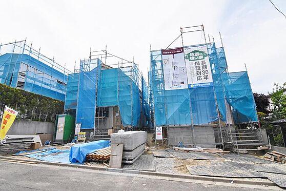 新築一戸建て-仙台市泉区加茂5丁目 外観