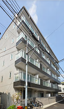 一棟マンション-立川市富士見町1丁目 外観