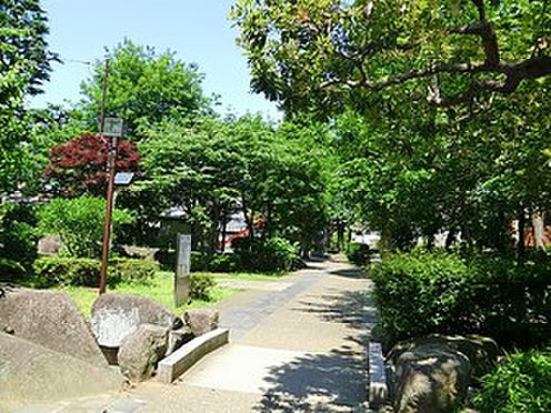 マンション(建物一部)-港区赤坂8丁目 周辺環境:六本木西公園