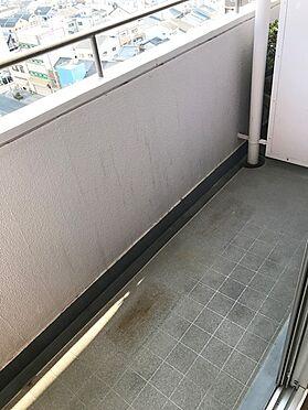 中古マンション-大阪市生野区新今里1丁目 バルコニー