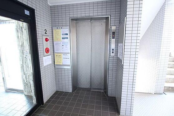 中古マンション-横須賀市久里浜5丁目 エレベーターがあるので高層階でも大丈夫です