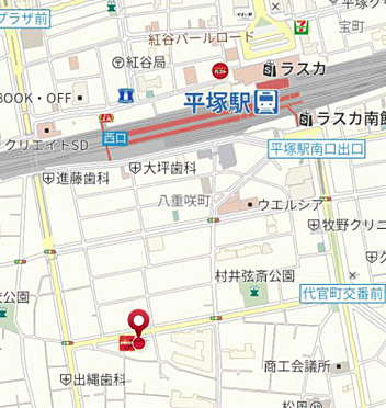 マンション(建物一部)-平塚市松風町 その他
