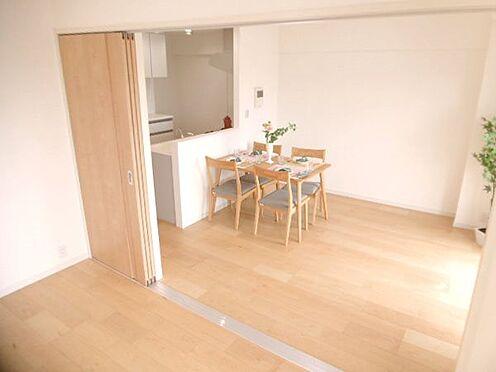 中古マンション-相模原市緑区橋本3丁目 人気のカウンタータイプのキッチン
