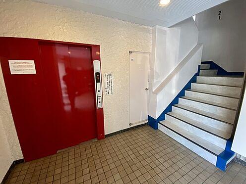 区分マンション-藤沢市鵠沼石上2丁目 エレベーターございます。