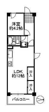 中古マンション-大阪市東成区東中本2丁目 4階部分の角部屋です