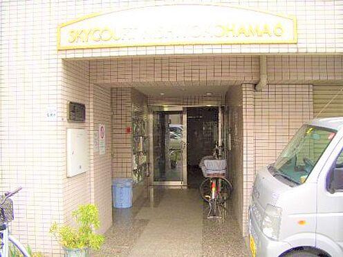 マンション(建物一部)-横浜市西区中央2丁目 入口です。