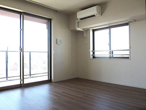 マンション(建物一部)-品川区西五反田3丁目 リビング 角部屋です