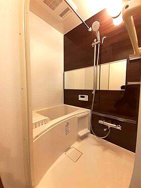 アパート-さいたま市桜区西堀9丁目 バスルーム(追い炊き・暖房乾燥機付)