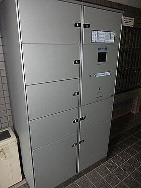 マンション(建物一部)-京都市中京区壬生朱雀町 宅配ボックスがあるからお出かけの際安心