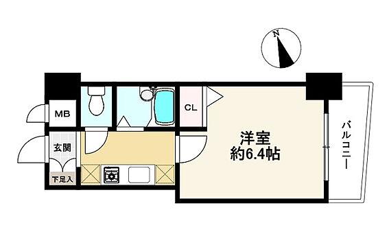 中古マンション-武蔵野市吉祥寺本町4丁目 間取り