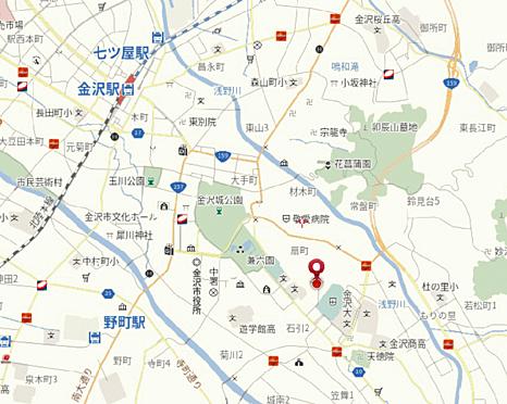 区分マンション-金沢市宝町 その他