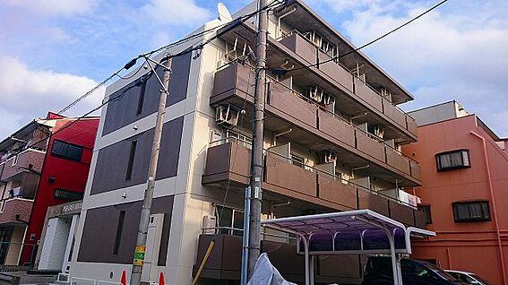 マンション(建物全部)-神戸市東灘区深江南町4丁目 各室 採光たっぷり