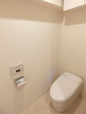 中古マンション-目黒区中目黒1丁目 トイレ