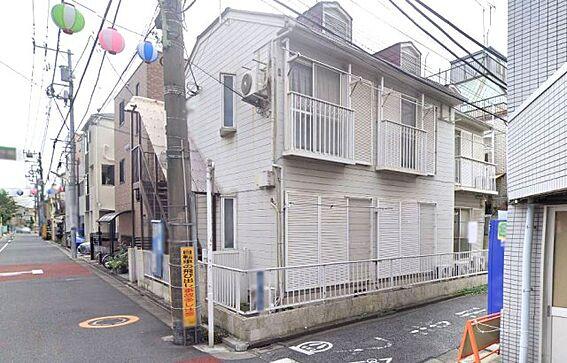 アパート-大田区東蒲田1丁目 外観