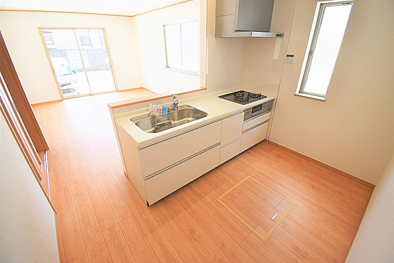 新築一戸建て-仙台市太白区中田2丁目 キッチン
