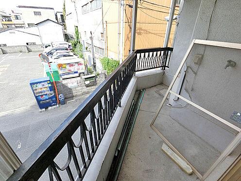中古テラスハウス-大阪市平野区加美鞍作3丁目 バルコニー