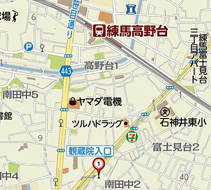 マンション(建物一部)-練馬区南田中2丁目 その他