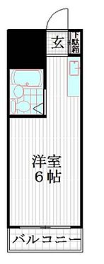マンション(建物一部)-杉並区成田東5丁目 間取り