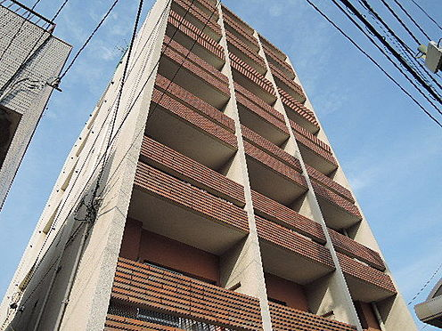 マンション(建物一部)-大阪市東淀川区瑞光2丁目 街並みに映えるオシャレな外観