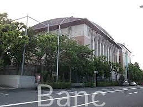 中古マンション-渋谷区桜丘町 東京都立第一商業高校 徒歩10分。 790m