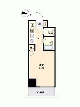 マンション(建物一部)-松戸市東松戸3丁目 間取り