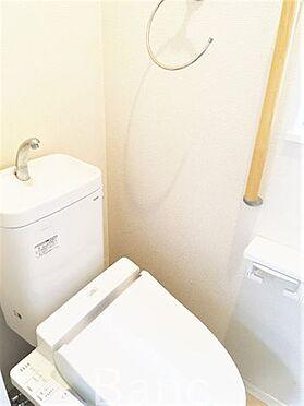 中古一戸建て-練馬区南田中5丁目 トイレ
