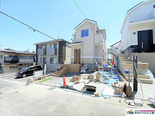 新築一戸建て-仙台市太白区青山1丁目 外観