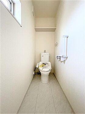 新築一戸建て-仙台市太白区郡山6丁目 トイレ