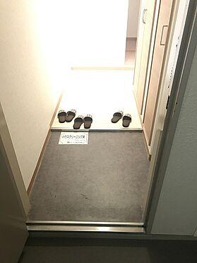 中古マンション-大阪市中央区平野町1丁目 シンプルで使いやすい玄関です