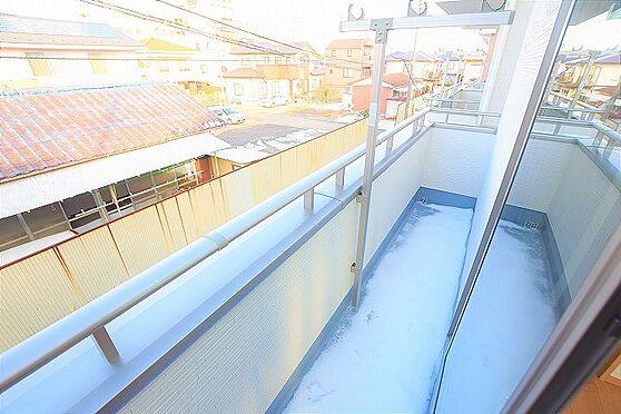 新築一戸建て-仙台市若林区中倉1丁目 バルコニー
