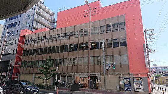 店舗(建物全部)-大阪市東成区神路1丁目 間取り