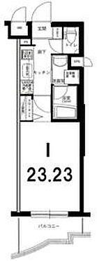 マンション(建物一部)-横浜市港北区新横浜3丁目 間取り