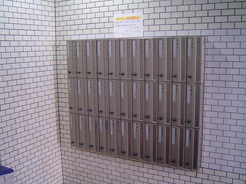 マンション(建物一部)-大阪市浪速区幸町3丁目 メールボックスもあり便利です
