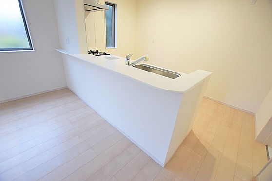 新築一戸建て-仙台市青葉区落合5丁目 キッチン