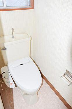 戸建賃貸-仙台市太白区鹿野本町 トイレ
