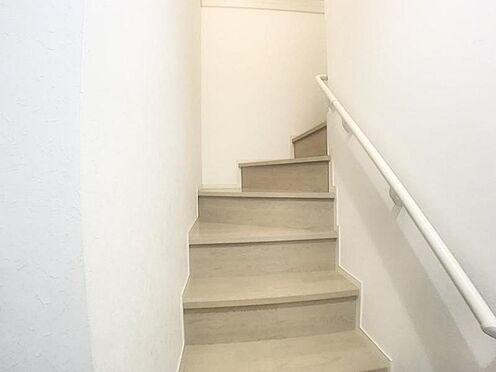 戸建賃貸-みよし市三好町東山 階段部分